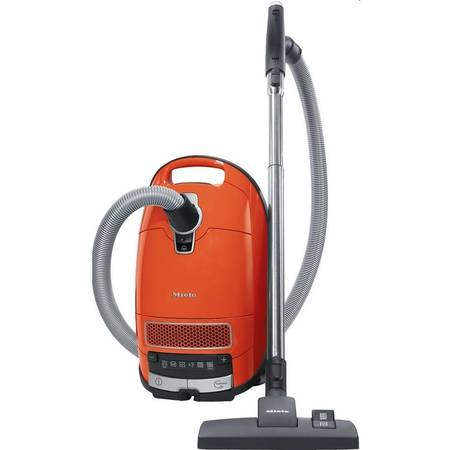 Aspirator cu sac Miele VC Comfort PowerLine 1600W 4.5 l Orange