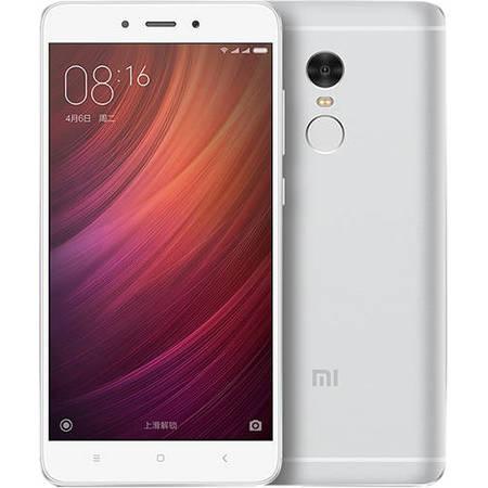 Telefon mobil Xiaomi Redmi Note 4 Dual Sim 64GB LTE 4G White Silver