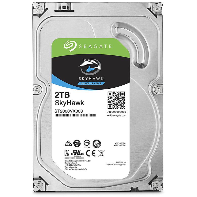 Hard disk Skyhawk 2TB SATA-III 3.5 inch 5900rpm 64MB thumbnail