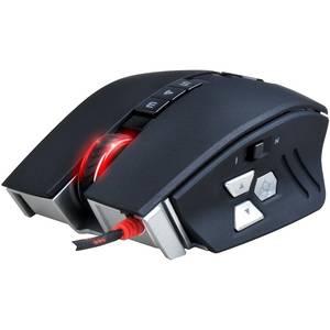 Mouse A4Tech Bloody Sniper ZL50 Light-Strike, cu fir, laser, silver-black