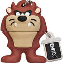 ECMMD8GL103GB Taz Gift Box L103 8GB USB 2.0 Brown
