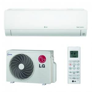 Aparat de aer conditionat LG D24RN 24000 Btu/h Inverter Alb