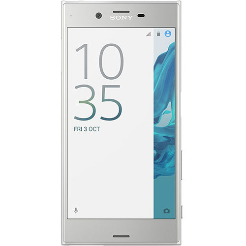 Smartphone Xperia Xz F8332 64gb Dual Sim 4g Silver