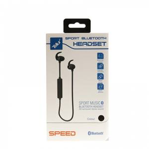 Casti Bluetooth Tellur Sport Speed Black