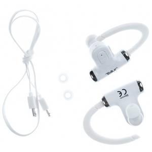 Casti Bluetooth Tellur Sport Racer White