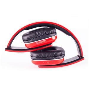 Casti Approx APPHSBT01R Bluetooth 3.0 Red