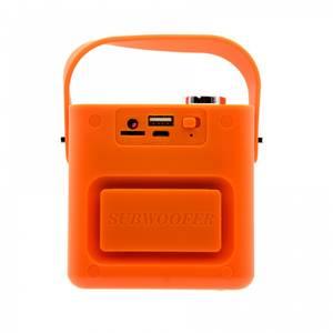 Boxa portabila Tellur Bluetooth Blues Retro Orange