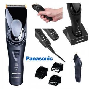 Aparat de tuns profesional Panasonic ER-GP80-K801 3 adaptoare duble 6 lungimi Negru