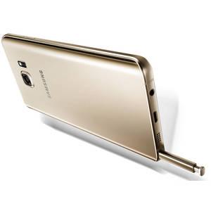 Smartphone resigilat Samsung Galaxy Note 5 32GB Dual SIM Gold