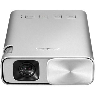 Videoproiector E1 DLP WVGA Argintiu thumbnail