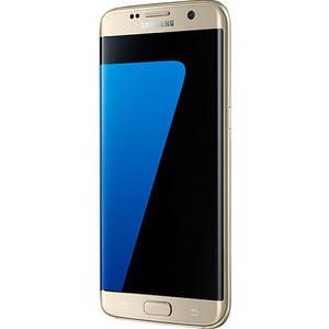 Smartphone resigilat Samsung Galaxy S7 Edge G935FD 32GB Dual SIM 4G Gold Platinium
