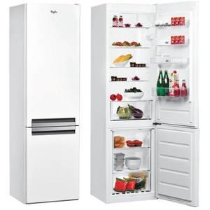 Combina frigorifica Whirlpool BLF9121W A+ 369 L Alb