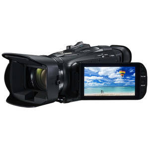Camera video Canon Legria HF G40 Full HD WiFi Black