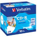 BLANK CD-R Datalife Plus 52X 700MB 10 bucati