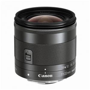 Obiectiv Canon EF-M 11-22mm f/4-5.6 IS STM
