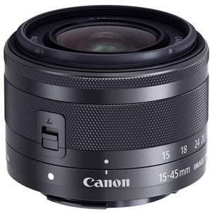 Obiectiv Canon EF-M 15-45mm f/3.5-6.3 IS STM Black