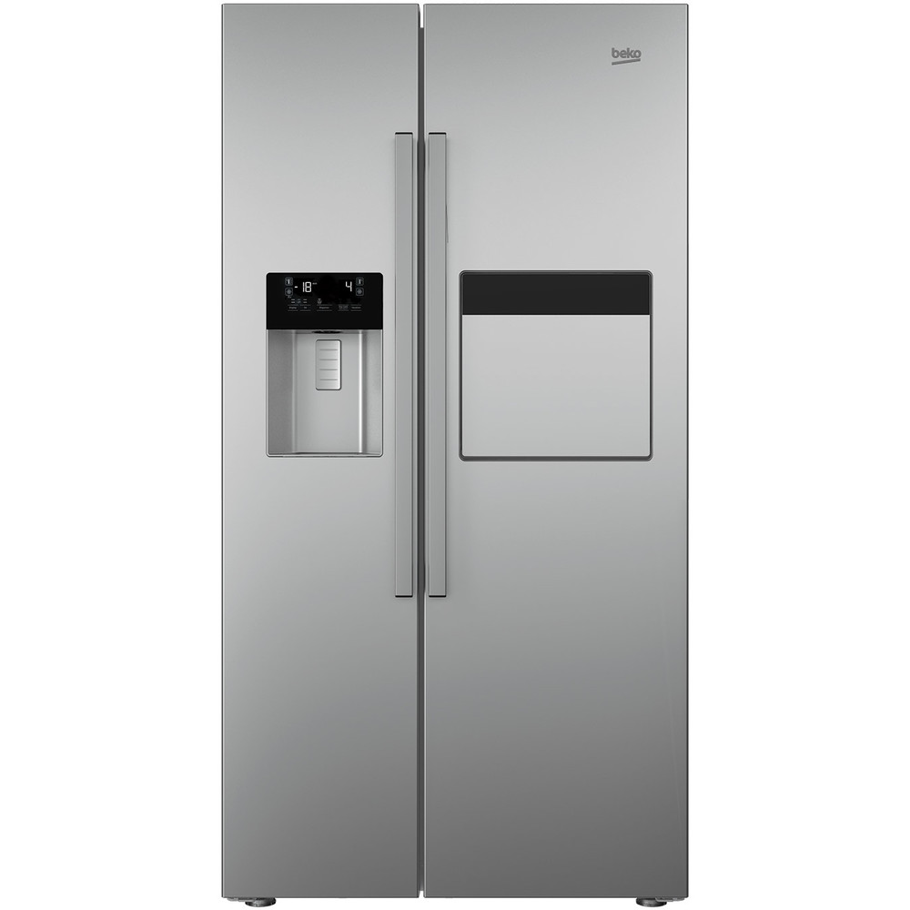 Frigider GN162431ZX Syde by Side A++ 616 litri Inox thumbnail