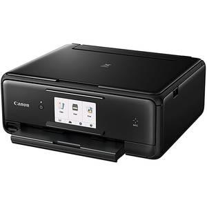 Multifunctionala inkjet Canon Pixma TS8050 A4 Black