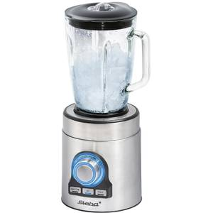 Blender Steba MX 2 Plus 1250W 1.5l inox / negru