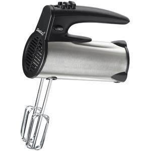 Mixer de mana STEBA HM 2 300W 8 viteze inox / negru