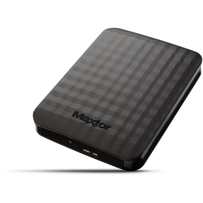 Hard Disk Extern M3 Portable 4tb 2.5 Inch Usb 3.0 Black