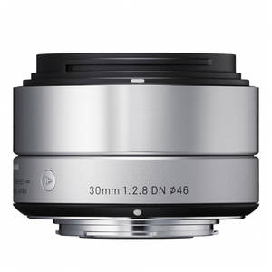 Obiectiv Sigma 30mm f/2.8 DN Art Silver montura Micro Four Thirds
