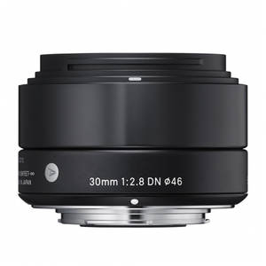 Obiectiv Sigma 30mm f/2.8 DN Art Black montura Sony NEX