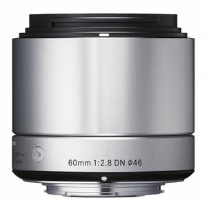 Obiectiv Sigma 60mm f/2.8 DN Art Silver montura Micro Four Thirds