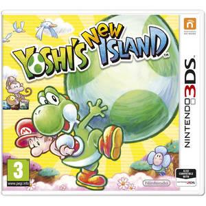 Joc consola Nintendo Yoshi's New Island 3DS