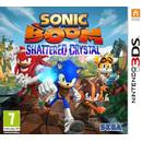 Joc consola Sega Sonic Boom Shattered Crystal 3DS