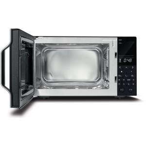 Cuptor cu microunde Caso TMG 25 900W microunde 1000W grill otel inoxidabil Negru