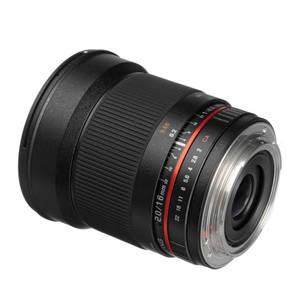 Obiectiv Samyang 16mm f/2.0 ED AS UMC CS montura Micro Four Thirds