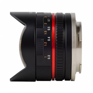 Obiectiv Samyang 8mm f/2.8 Fisheye Black montura Canon M