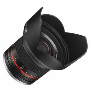 Obiectiv Samyang 12mm f/2.0 NCS CS Black montura Canon M