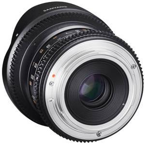 Obiectiv Samyang 12mm T3.1 VDSLR montura Fuji X