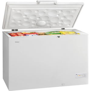 Lada frigorifica Haier BD-429RAA 429 litri A+  Alba