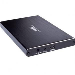 Rack HDD Natec Rhino LTD 2.5'' SATA USB 3.0 Aluminum Black Slim
