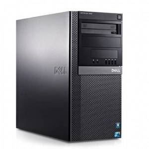 Desktop PC refurbished Dell 960 Core 2 Duo  8400 3.0Ghz 4GB DDR2 160GB Sata DVDRW Tower Soft Preinstalat Windows 10 Home