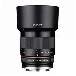 Obiectiv Samyang 35mm f/1.2 montura Micro Four Thirds