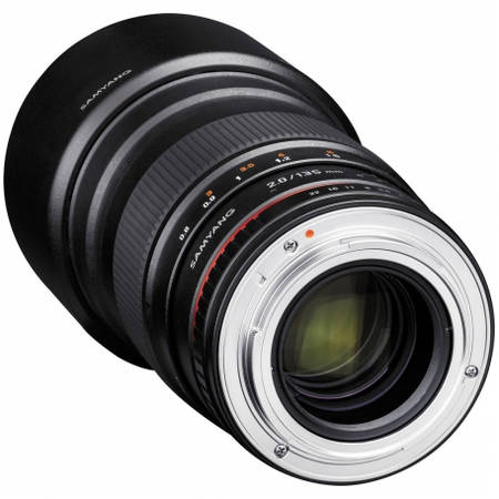 Obiectiv Samyang 135mm f/2.0 ED UMC montura Micro Four Thirds