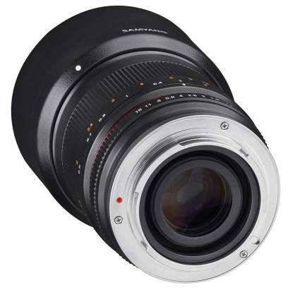 Obiectiv Samyang 50mm f/1.2 AS UMC CS Black montura Sony E