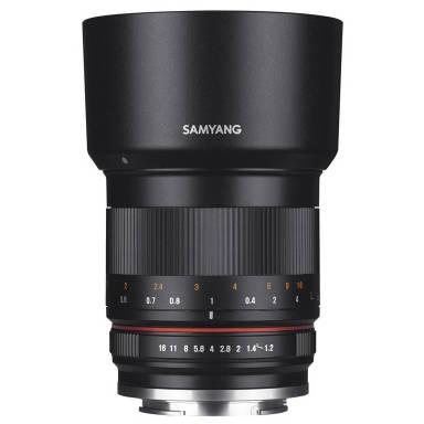 Obiectiv Samyang 50mm F1.2 AS UMC CS Black montura Fuji X