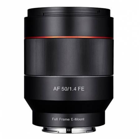 Obiectiv Samyang 50mm f/1.4 AF FE montura Sony E