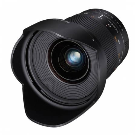 Obiectiv Samyang 20mm f/1.8 ED AS UMC montura Sony E