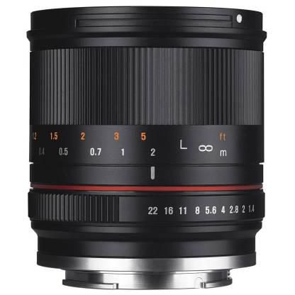 Obiectiv Samyang 21mm f/1.4 Black montura Sony E