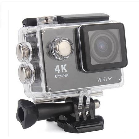 Camera Video de Actiune Eken H9+ Action camera 4K25 Black