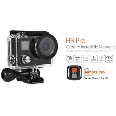 Camera Video de Actiune Eken H8Pro Black