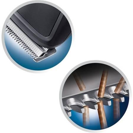 Masina de tuns Remington HC5300 Precision Cut & Steel 17 setari de lungime Black