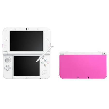 Consola portabila Nintendo New 3DS XL Pink + White