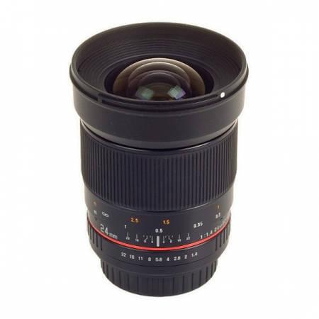 Obiectiv Samyang 24mm f/1.4 montura Sony E